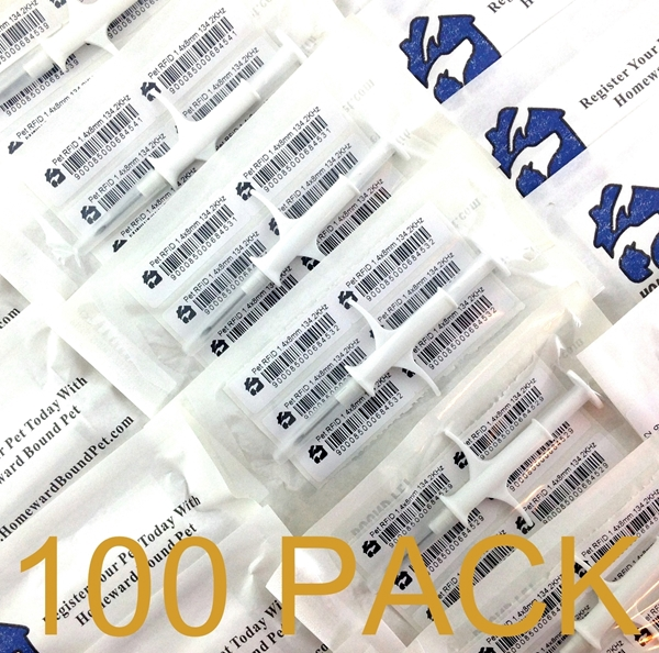 Picture of Paquete de 100 Mini Microchips - solo $5.00 cada uno