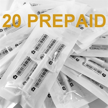 Picture of 20 Prepaid HBP Microchips